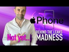 iPhone leaks and false expectations for the upcoming Apple phones. We are analyzing 3 most leaked features of the ucoming iPhones - screen, camera and USB C port or lack off. #digitalmarkings #applephone #apple #iphone12 #iphone13 #markodordevic youtuber Iphone Leak, Apple Pro, Apple News, Tech News, Phones, Channel, Usb, Digital, Youtube