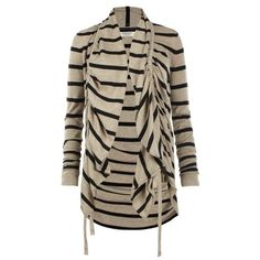 Stripe Plume Cardigan...just bought it.  it was calling my name!!