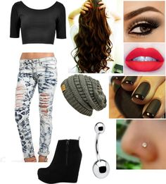 """""""Dime"""" by wickedwitcheast on Polyvore"""
