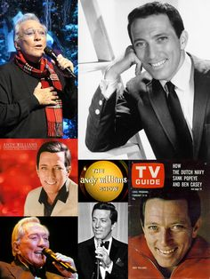 """Howard Andrew """"Andy"""" Williams (December 3, 1927 – September 25, 2012) was an American singer who recorded 18 Gold- & three Platinum albums. He hosted The Andy Williams Show, a TV variety show, from 1962 to 1971, as well as numerous television specials, and owned the Moon River Theatre in Branson, Missouri, named after the song """"Moon River"""", with which he was closely identified."""