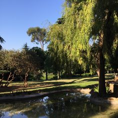 Celimontana park in Rome - a lovely way to pass some time in September