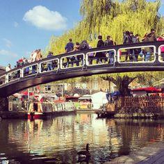 Camden, London.