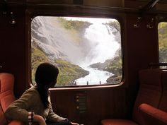 I want to ride on a train one day... // This is the story of my life. Every moment I loose control.