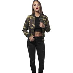 Ladies Light Bomber Jacket Camo! https://www.rudestylz.de/ladies-camo-bomberjack #camo #bomberjacket #fashion