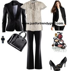 Trendy Work Clothes for Women   What should women wear to a job interview?