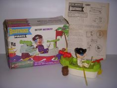 remco boatniks - Google Search Pirates, Superhero, Google Search, Toys, Activity Toys, Clearance Toys, Gaming, Games, Toy
