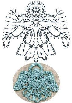 Мотивы крючком | OK.RU Crochet Sachet, Crochet Lace Edging, Crochet Diagram, Crochet Flowers, Christmas Crochet Patterns, Holiday Crochet, Crochet Christmas Ornaments, Crochet Crafts, Crochet Yarn