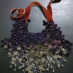 Miadore for the Cayetano Legacy Collection - Tanushree - SOLD OUT - handmade statement necklace