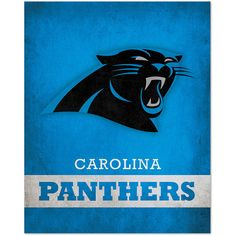 Designer Clothes, Shoes & Bags for Women Nfl Logo, Team Logo, Nfl Football Teams, Sports Teams, Carolina Panthers Football, Panther Nation, Football Wallpaper, Black Panthers, Adrienne Bailon