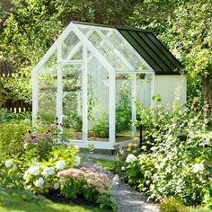 Drivhus, Hasselfors Garden