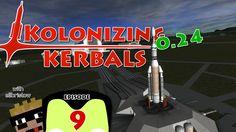 Kolonizing Kerbals   #9   Minmus Unmanned   Kerbal Space Program