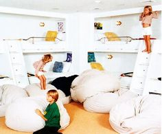 Cutest bunk room for kids