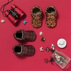 Fall moccs! Timer and Leopard Is A Neutral are in the shop now!