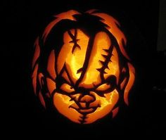 Chucky Pumpkin                                                                                                                                                                                 More