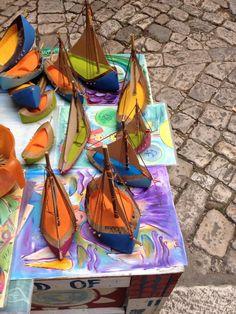 Artwork in Trogir today. So beautiful.