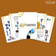 Enpro Soluções Industriais  Catálogo de produtos e serviços