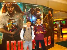Just watched iron man 3