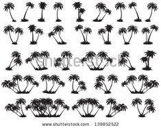 palm trees tattoo - Google Search