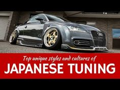 Japanese car TUNING cultures - luxury VIP style, rebellious Bosozoku & unusual Onikyan - YouTube