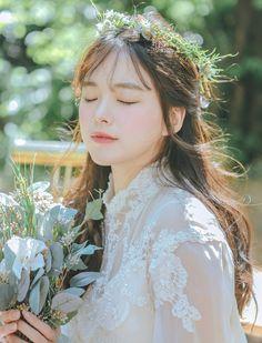 Like Beauty Life fo Keep Cover Korean Photography, Portrait Photography, Korean Beauty, Asian Beauty, Korean Wedding, Cute Korean Girl, Beautiful Asian Girls, Girl Model, Ulzzang Girl
