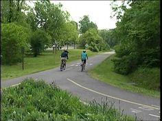 Best biking trail in the area.