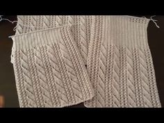Baklavalı Spor Yelek Örneği Yapımı - YouTube Baby Knitting Patterns, Knitting Designs, Zapatos Nike Air, 3d Origami, Knitting Videos, Moda Emo, Bargello, Friendship Bracelet Patterns, Crochet Baby
