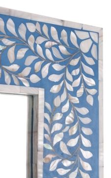 Giva Mother of Pearl Inlay Mirror