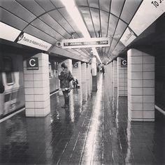 Train - NYC #newyorkcityinspired
