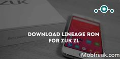Download and Update Lineage OS Zuk Z1 (ham): Download the Lineage OS ROM based on Android 7.1.1 for Lenovo Zuk Z1 in easy Steps with Download links.
