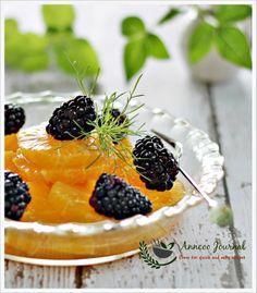 Blackberry & Orange Salad