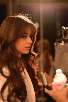 Camila Cabello para L& Paris - Camilla, Shawn Mendes, Fifth Harmony Camren, Camila And Lauren, L'oréal Paris, Woman Crush, Belle Photo, Girl Crushes, New Hair