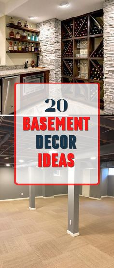 Basement Decor ! Tips For Styling Your Dream Basement #basementideas #basementdecor Basement Decorating, Decoration, Diy Home Decor, Things To Come, Design Ideas, Decor Ideas, Elegant, Amazing, Pretty