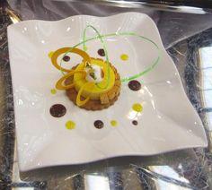 Tartelette Citron de Menton, Noisettes du Piémont Plastic Cutting Board, Cake, Desserts, Food, Tailgate Desserts, Deserts, Kuchen, Essen, Postres
