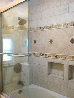 master shower tile ideas