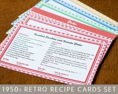 How To Make Recipe Cards In Picmonkey Recipe Books