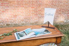 Wedding guest book idea, unique guestbook idea, honeymoon guest book, simple wedding