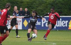 FOOTBALL -  Football féminin : Juvisy relancé, le PSG stoppé - http://lefootball.fr/football-feminin-juvisy-relance-le-psg-stoppe/