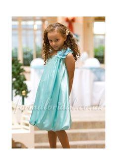 kiddie/flowergirl dress