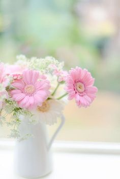Image via We Heart It #beautiful #cute #daisies #flores #flowers #primavera #spring
