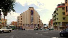 Straßenecke in El Medano | Ploync - Canary Islands, Spain