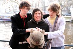 THE WOMBATS❤️❤️❤️❤️❤️❤️❤️❤️❤️❤️❤️❤️❤️❤️❤️❤️ The Wombats, Happy Things, Music Bands, Beautiful People, Musicals, Legends, Folk, Lyrics, Photographs