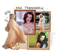 Disney Challenge - Day 6 - Prettiest Princess - Mia Thermopolis (Princess Diaries) by rubytyra on Polyvore featuring polyvore, fashion, style, Forever New, Diamond in the Rough, Reem Acra, Disney and clothing