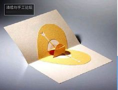 How to DIY 3D Kirigami Greeting Cards with Templates 31