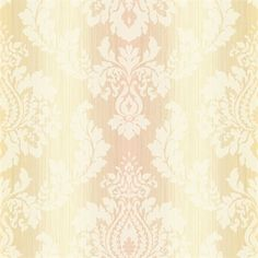 Yellow Damask Ombre String
