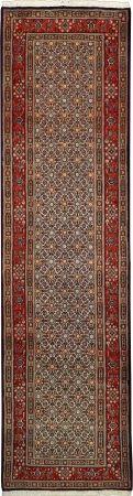 """Moud Salmon Allover Carpet CS-M10630291 X 78 Cm. (9'7"""" X 2'6"""" Ft.) - Carpetsanta"""