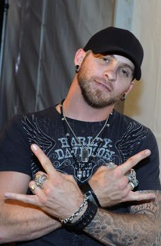 Fancy seeing you here Brantley Gilbert. See more pics of the week >> http://my.gactv.com/photos-of-the-week/gallery.esi?sortOrder=2