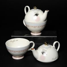 Miss Etoile Tea for One Set   (i bought this today)