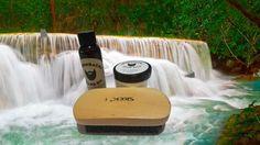 Adirondacks Beard Oil + Beard Balm  + Board Military  Brush