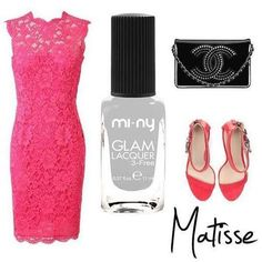 MATISSE Soft Pastel color... E-Commerce http://www.minycosmetics.com/colori.php?idcategoria=91 #nails #naillacquer #nailpolish #grey #pink #fashion #style #cool #girl #pastel #matisse #style