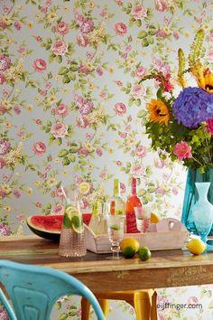 Eijffinger Orangery 341215 at Wallpaperwebstore